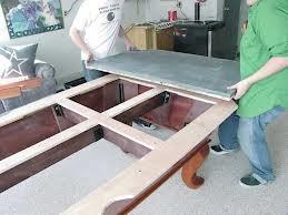 Pool table moves in Columbus Georgia
